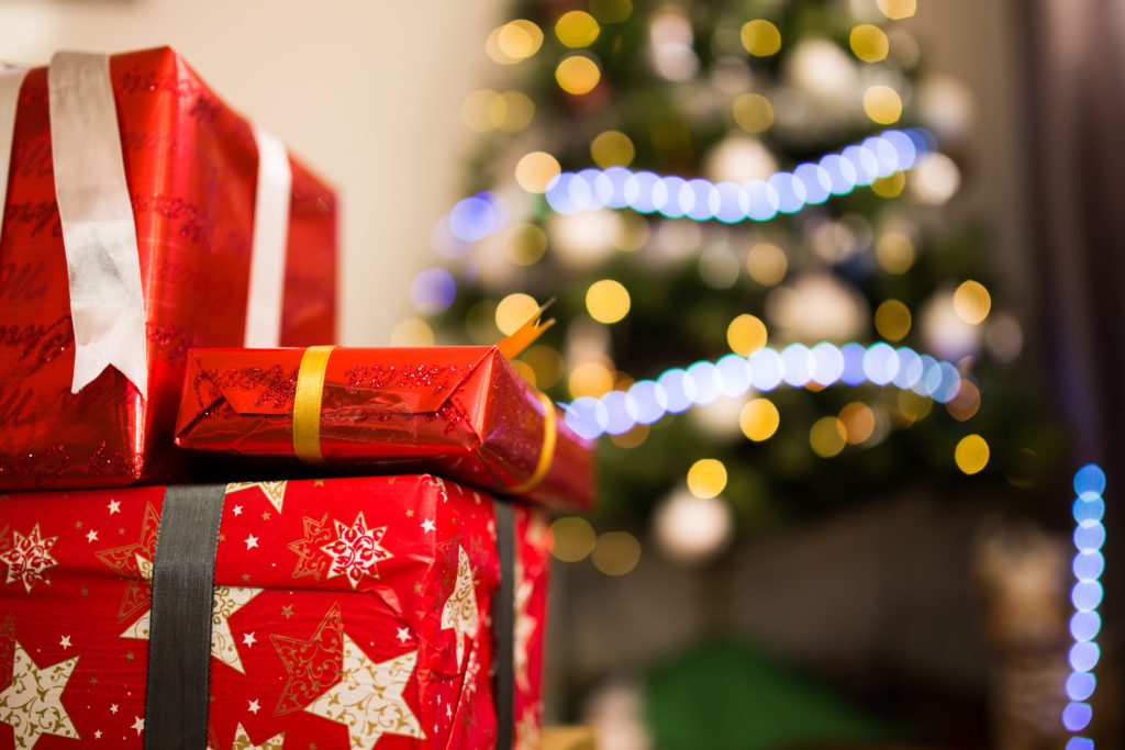 Heilig Abend und Weihnachten in den USA - California Dreaming